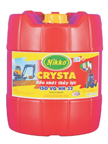 XP CRYSTA HYDRAULIC OIL